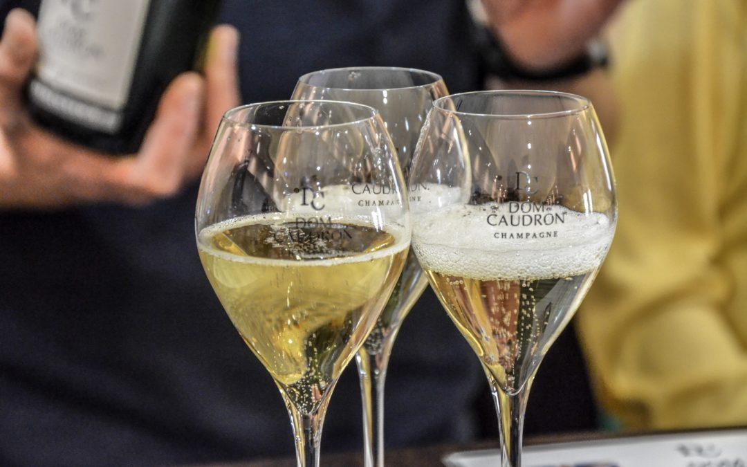 Champagne, a wine to celebrate!