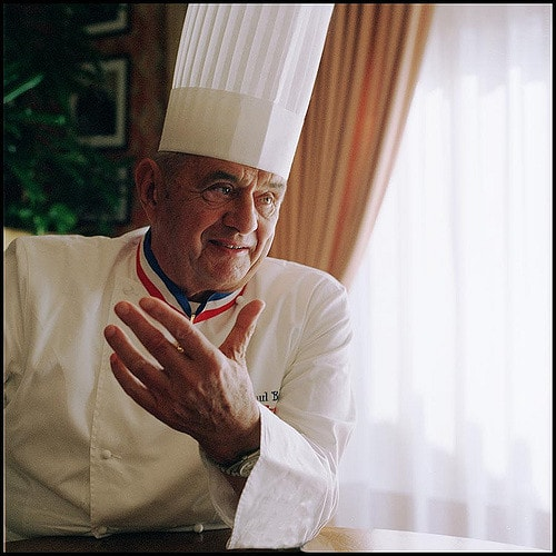 Homage to Paul Bocuse