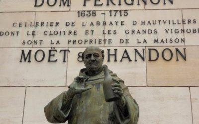 Dom Perignon, Le moine qui redore l'image de la Champagne