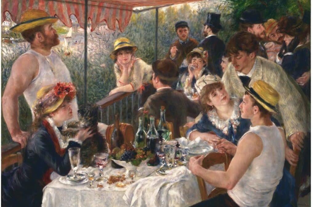 L'art et le vin : Le vin comme compagnon de l'artiste
